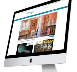E-commerce negozio di arredamento per la casa